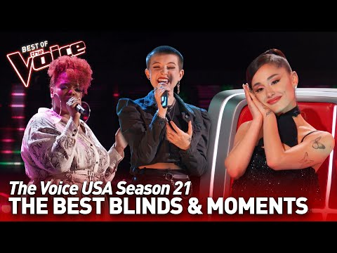 The Voice USA: The best Blind Auditions & Moments of season