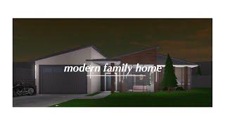 Roblox: Bienvenue à Bloxburg (fr) Modern Family No Gamepass Accueil (fr) 50K et 50K Demande de renseignements