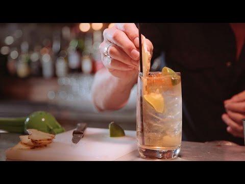 "How to Make a Brazilian Buck Cocktail with Novo Fogo ""Chameleon"" Cachaça"