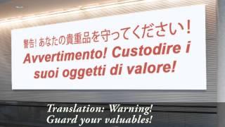 International Travel Safety Tips