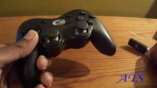 Review: Logitech Cordless Precision Controller for the Playstation 3
