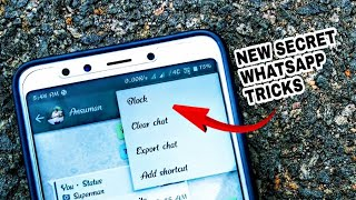 7 Secret New Whatsapp Tricks You Need To Know in 2018 | Tricks Nobody knows