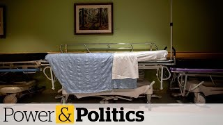 Ontario hospitals overcrowded nearly every day, CBC analysis shows | Power & Politics