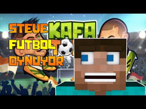 Steve Futbol Oynuyor