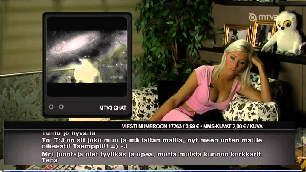 Iida alasti juontaja chat Juontaja Iida