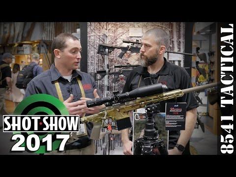 SHOT Show 2017 - Howa Chassis Rifle