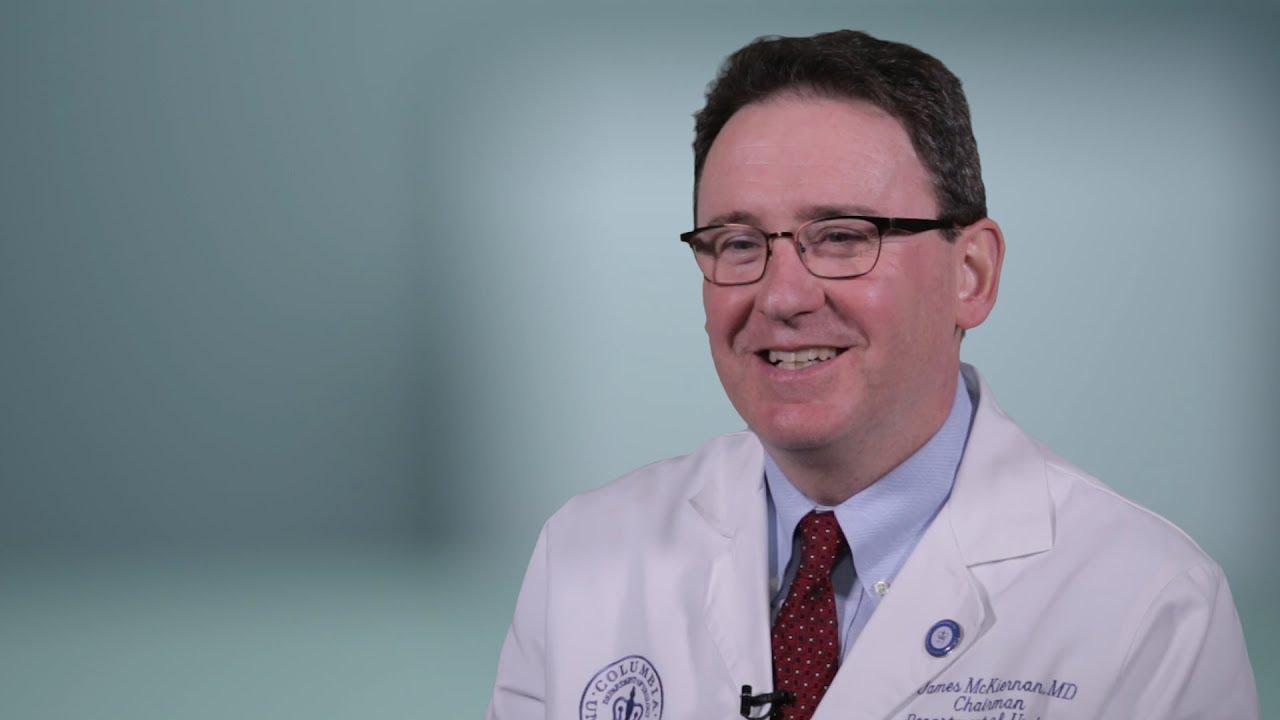 James M  McKiernan, MD   Department of Urology