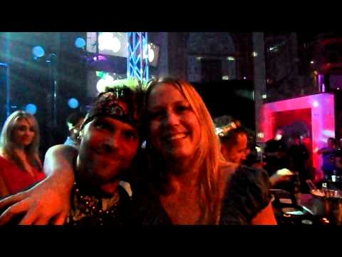 Rockstar Cowboy - Calgary Canada - July 9, 2010 @ Flames Central - Part 1 of 3