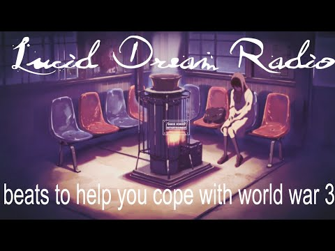 Lucid Dream Radio - 24 hour lofi Hiphop and jazzy beats || Beats to relax/ chiil to