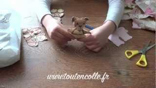 comment tricoter nounours