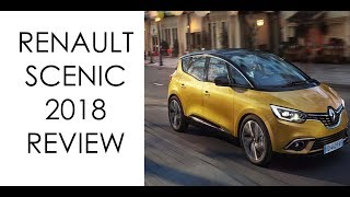 Renault Scenic 2018 Review
