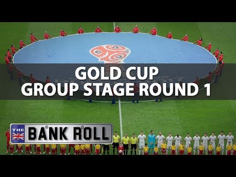 Gold Cup 2017 | CONCACAF Group Stage ROUND 1 Picks