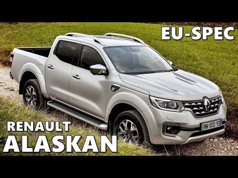 2018 renault alaskan. Simple 2018 2018 Renault Alaskan EU Launch Film Inside Renault Alaskan A