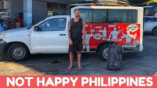Canadian Guy LEAVING Country | Not Happy PHILIPPINES