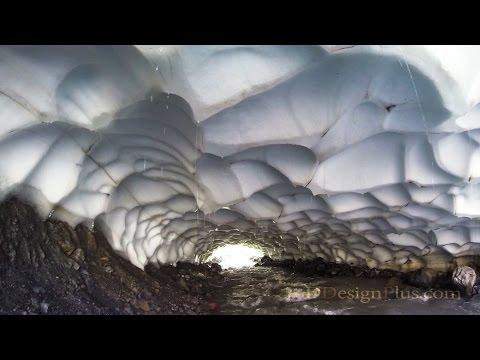 Mount Rainier - Paradise Glacier Caves | Cowlitz Rocks