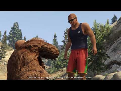 TWO SECRET CHARACTERS IN GTA 5 YOU FOR SURE DIDN'T KNOW ABOUT!