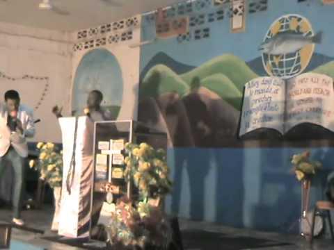 East Africa outreach program