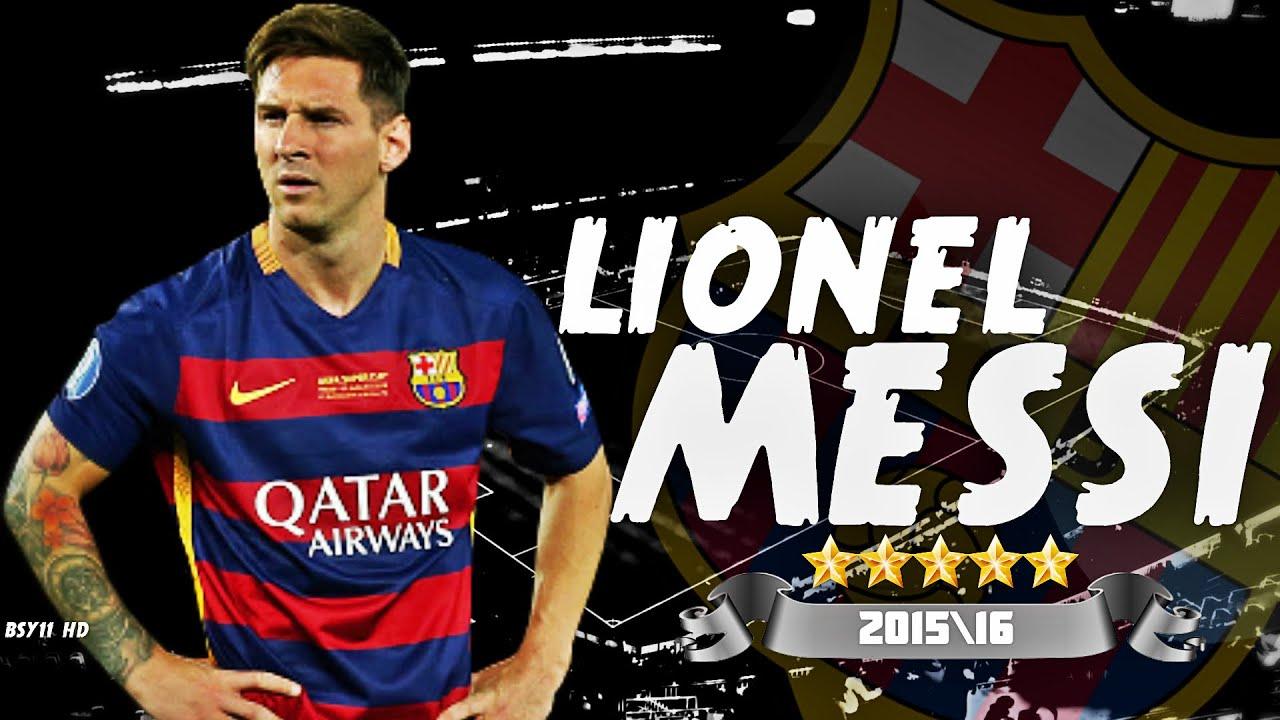 Lionel Messi-Barcelona FC-Skills and Goals-The Beggining ...