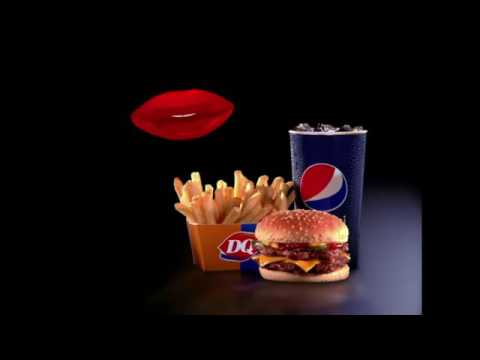 Dairy Queen Lips Montage