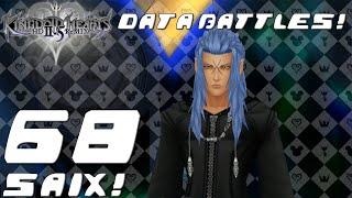 Kingdom Hearts HD 2.5 ReMIX - Kingdom Hearts HD 2.5 ReMIX - Saix Data Battle (KH2 FM Ep. 68)