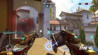 Sneaky McCree just wants to Deadeye but keeps being obvious