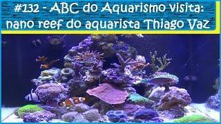 ABC do Aquarismo visita a casa do aquarista Thiago Vaz