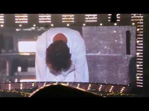 Wanna One Park Jihoon- FINAL ENDING MENT| JIHOON FELL DOWN😭😭😭