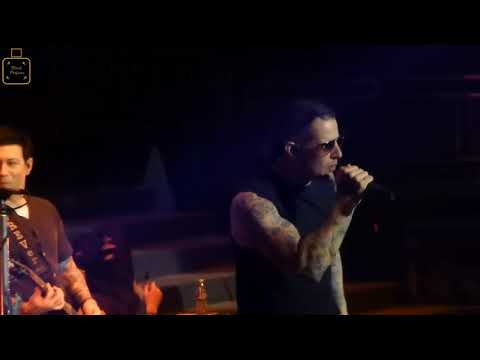 When Matt Shadows told Synyster Gates Gates, youre fired  Avenged Sevenfold