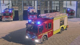 Emergency Call 112 – London Fire Brigade Response! 4K
