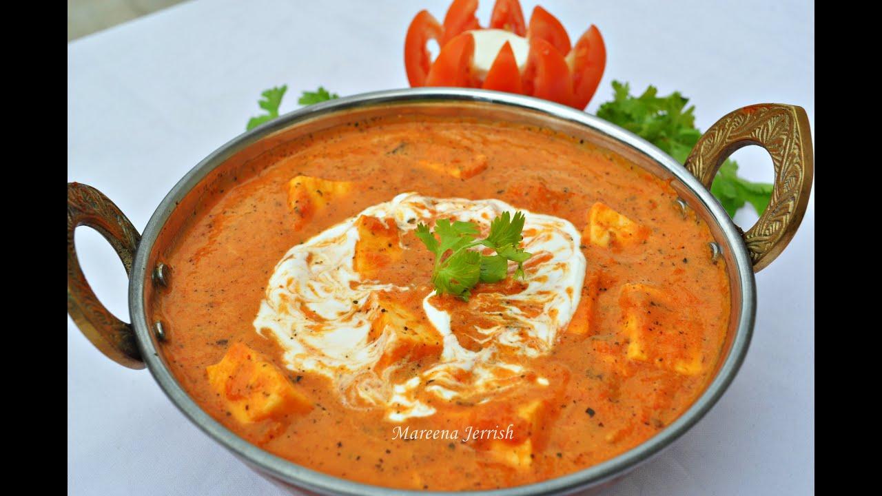 Indian Food Recipes Paneer Youtube