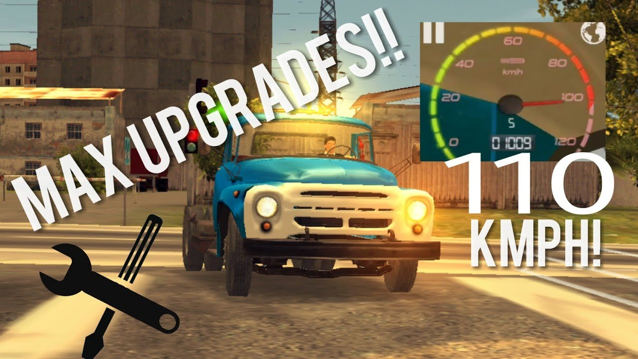 Russian Car Driver Zil 130 Fully Upgraded Youtube