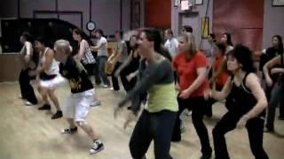 Get It On The Floor - DMX - FUNKMODE Hip Hop Dance Class - April 2010