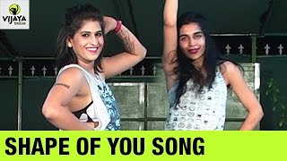 Zumba Fitness Workout on Shape Of You | Zumba Dance | Choreographed by Vijaya Tupurani | Ed Sheera