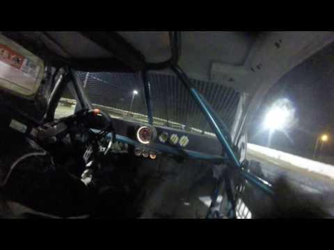 Ransomville speedway 4cyl feature 7/30/16 #43