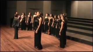 Voces Claras UCV Maracay Gracias por la Música ABBA / Ernesto Torres