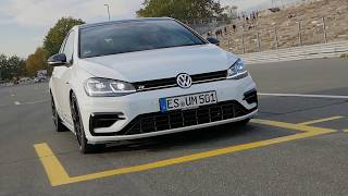 POV-Style: Highspeed im HGP Golf 7 R Facelift 2017 (480 PS/ DQ381) | 300+ km/h