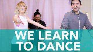 Jonathan & Katy Learn To Dance