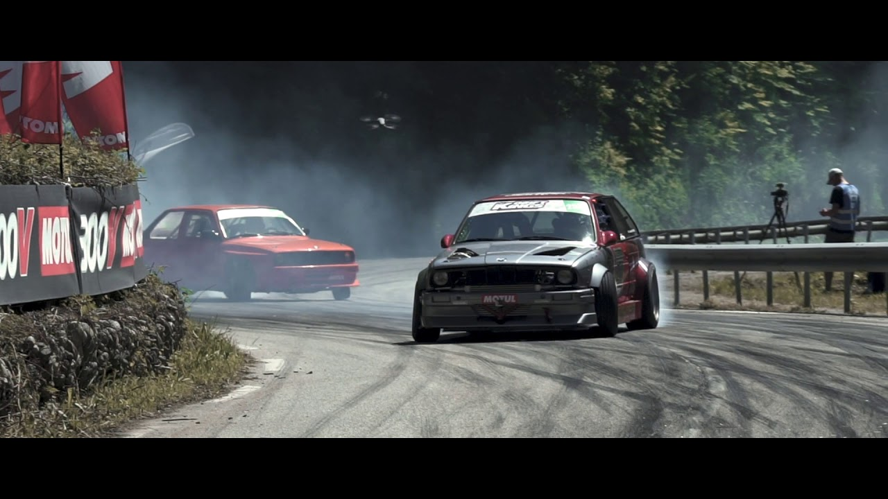 2019 Drift Kings International Series Round 4 France Youtube