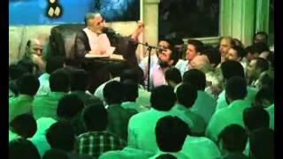 شب ششم ماه رمضان 1390 مسجد ارک - قسمت اول ║ حاج منصور ارضی
