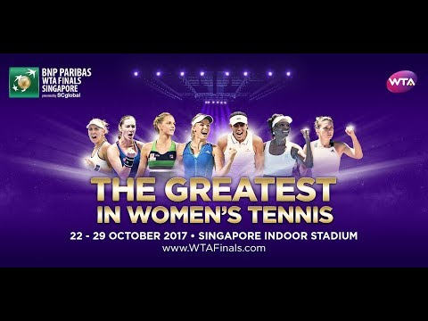 Who is the WTA's Player of the Year