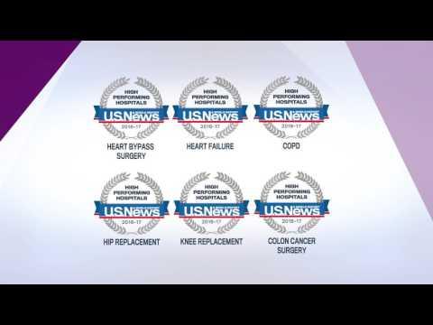US News and World Report Award