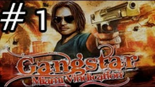 Lets Play | Gangstar Miami Vindication | part 1| Coffin stealer