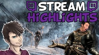 "Stream Highlights #1 ""Dark Souls 3 DLC"" - TheLazyPeon"