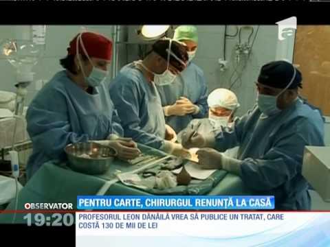Leon Dănăilă, cel mai în vârstă neurochirurg din lume care încă mai operează
