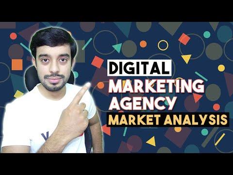 Digital Marketing Company   Marketing Analysis for Business Plan or Digital Marketing Agency