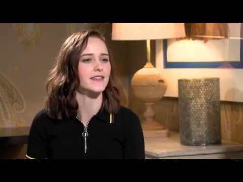 "Rachel Brosnahan 2 ""The Marvelous Mrs. Maisel"" - JBS interview promo"