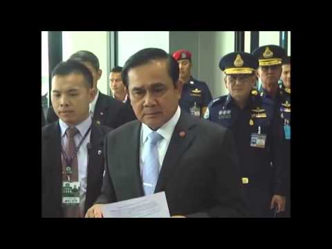 ไทย บทความ 44 Thailand Prayuth and Article 44