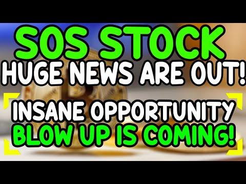 SOS STOCK :