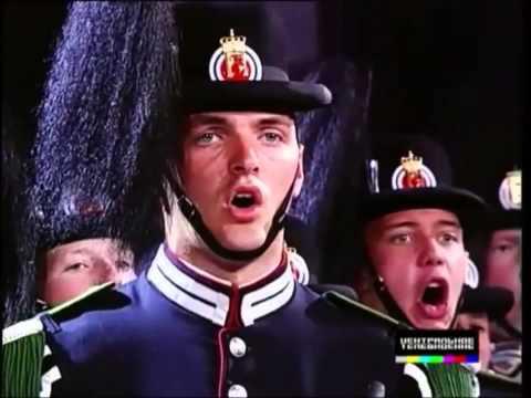 Прощание славянки.Королевский оркестр Норвегии