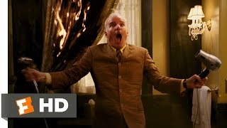 The Pink Panther (11/12) Movie CLIP - Down the Drain (2006) HD